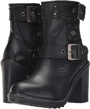 Harley-Davidson Ludwell Women's Pull-on Boots