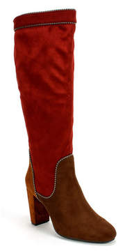 Rialto Collette Colorblock Tall Boot