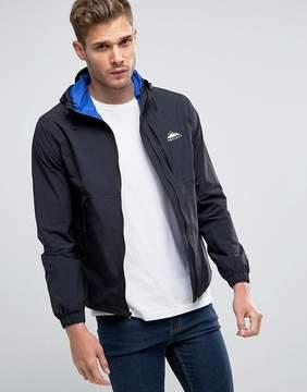 Penfield Cochato Hooded Jacket Technical Waterproof in Black
