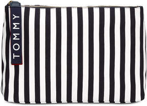 Tommy Hilfiger Striped Pouch
