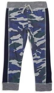 Splendid Toddler's, Little Boy's & Boy's Camouflage Jogger Pants