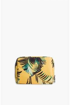 Sonia Rykiel | Forever Nylon Palm Print Pouch