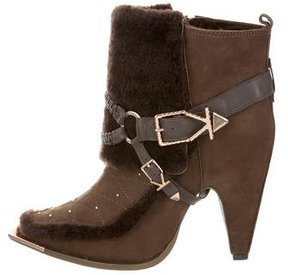Ivy Kirzhner Shiloh Ankle Boots w/ Tags