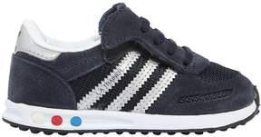 adidas La Trainer Suede Sneakers