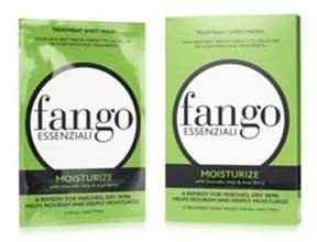 Borghese Essenziali Fango Essenziali 4 Pack Sheet Mask Set, Moisturize.