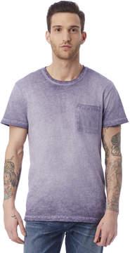 Alternative Apparel Element Wash Pocket T-Shirt