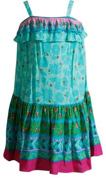 Youngland Girls 4-6x Floral Woven Sundress