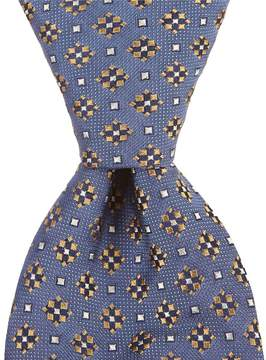 Daniel Cremieux Archive Collection Flake Neat Traditional Silk Tie