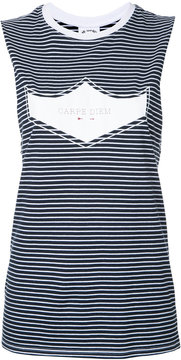 The Upside striped tank top