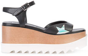 Stella McCartney Elyse star sandals