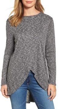 Caslon Women's High/low Tunic Top