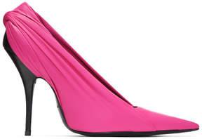 Balenciaga Pink Knife Heels