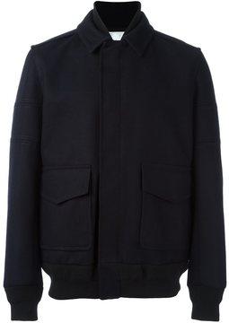 Sacai shawl collar jacket