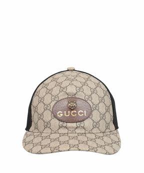Gucci Gg Supreme Hat