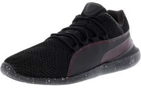 Puma Men's Ferrari Evo Cat Transform Black / Ankle-High Fashion Sneaker - 6.5M