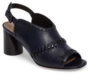 Donald J Pliner Women's Hemi Cone Heel Slingback Sandal