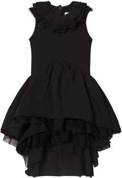Nununu Black Victorian Dress
