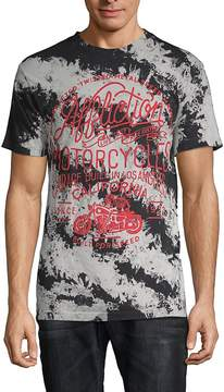 Affliction Men's Twisted Cotton Tee