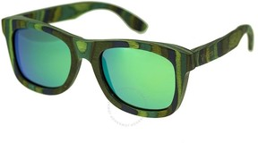 Spectrum Kalama Wood Sunglasses
