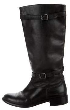 Belstaff Leather KNee-High Boots