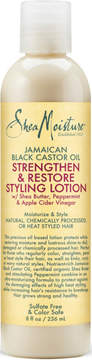 SheaMoisture Jamaican Black Castor Oil Strengthen Grow & Restore Styling Lotion