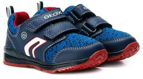 Geox touch strap sneakers