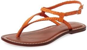 Bernardo Women's Merit Woven Leather Sandal