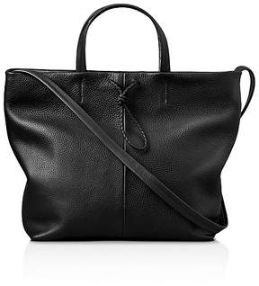 Shinola Square Leather Tote