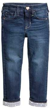 H&M Slim Lined Jeans