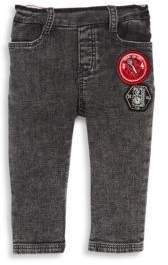 Little Marc Jacobs Baby Boy's Denim Effect Trousers
