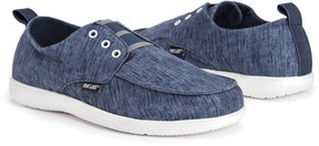 Muk Luks Navy Billie Slip-On Sneaker - Men