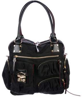 MZ Wallace Nylon Frankie Travel Bag