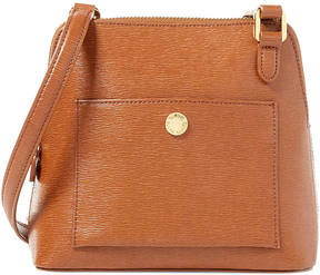Lauren Ralph Lauren Newbury Bailey Leather Crossbody