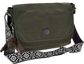 Kipling Nylon Crossbody Handbag with Novelty Strap - Brooklyn