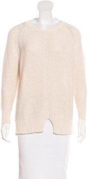 Steven Alan Rib Knit Long Sleeve Sweater