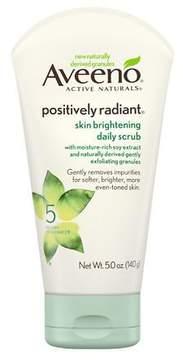 Aveeno Active Naturals Skin Brightening Daily Scrub