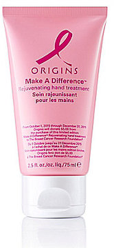 Origins Breat Cancer Awareness 2015 Limited-Edition Make A Difference Rejuvenating Hand Treatment