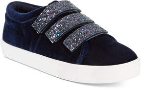Kenneth Cole New York Kam Strap Sneakers, Toddler, Little Girls (4.5-3) & Big Girls (3.5-7)