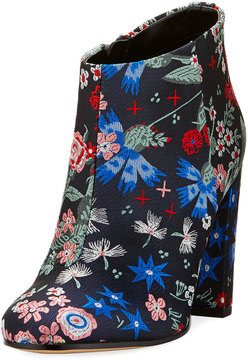 Sam Edelman Cambell Floral Ankle Boot