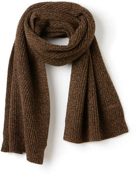 Lacoste Women's Ribbed Moulin Wool Scarf