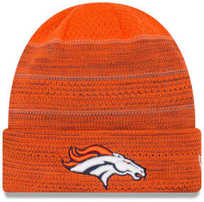 New Era Denver Broncos Touchdown Cuff Knit Hat