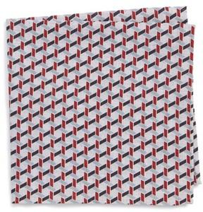 Nordstrom Men's Gallo Geometric Pocket Square