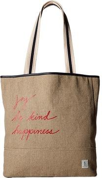 ED Ellen Degeneres Dakin Tote Tote Handbags