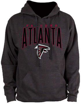 Authentic Nfl Apparel Men's Atlanta Falcons Defensive Line Hoodie