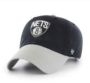 '47 Brooklyn Nets 2-Tone Clean Up Cap