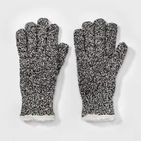 Isotoner Women's Recycled Acrylic Glove - Black