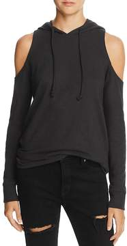 Alternative Cold-Shoulder Hooded Sweatshirt - 100% Exclusive