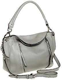 Oryany Danielle Italian Leather Convertible Shoulder Bag