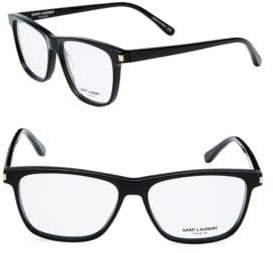 Saint Laurent 55MM Optical Glasses