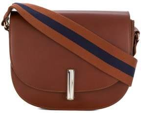 A.P.C. push lock satchel shoulder bag